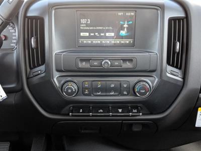 2019 Silverado 3500 Crew Cab DRW 4x4,  CM Truck Beds Platform Body #KF251417 - photo 16