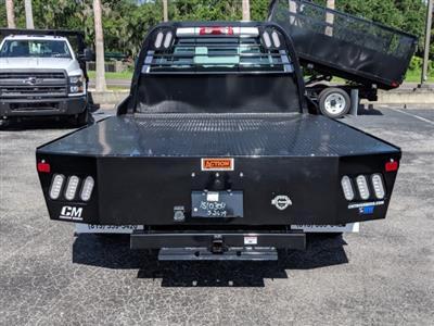 2019 Silverado 3500 Crew Cab DRW 4x4,  CM Truck Beds Platform Body #KF251417 - photo 5