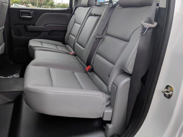 2019 Silverado 3500 Crew Cab DRW 4x4,  CM Truck Beds Platform Body #KF251664 - photo 13