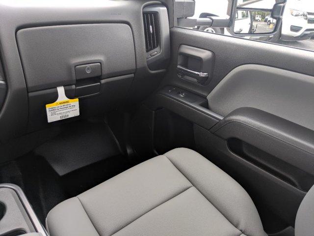 2019 Silverado 3500 Crew Cab DRW 4x4,  CM Truck Beds Platform Body #KF251664 - photo 16