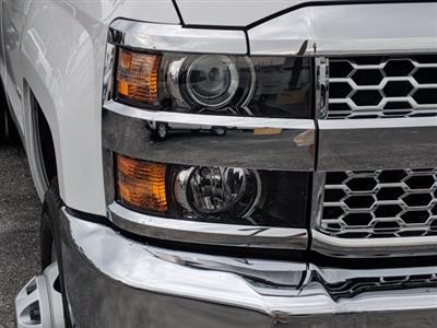2019 Silverado 3500 Crew Cab DRW 4x4,  CM Truck Beds Platform Body #KF251664 - photo 10