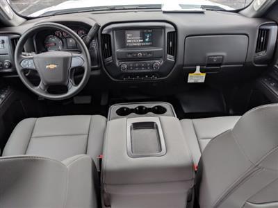 2019 Silverado 3500 Crew Cab DRW 4x4,  CM Truck Beds Platform Body #KF251664 - photo 14