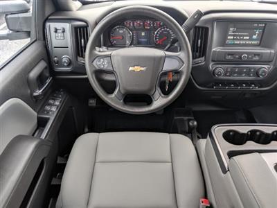 2019 Silverado 3500 Crew Cab DRW 4x4,  CM Truck Beds Platform Body #KF251664 - photo 15