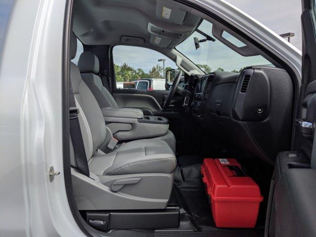 2019 Silverado 4500 Regular Cab DRW 4x4, Knapheide Standard Service Body #KH314163 - photo 12