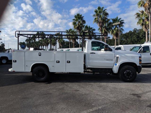2019 Chevrolet Silverado 4500 Regular Cab DRW RWD, Knapheide Steel Service Body #KH316125 - photo 5