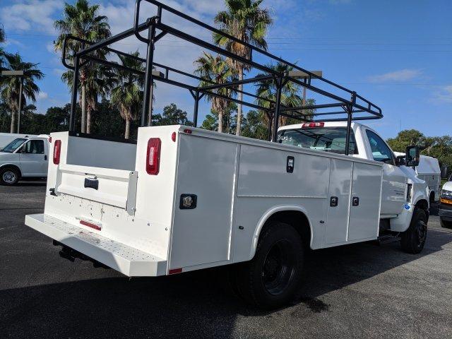 2019 Chevrolet Silverado 4500 Regular Cab DRW 4x2, Knapheide Steel Service Body #KH316125 - photo 6