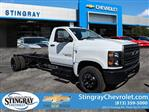 2019 Silverado 5500 Regular Cab DRW 4x2,  Cab Chassis #KH318254 - photo 1