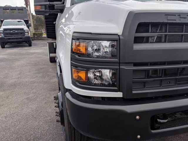 2019 Silverado 5500 Regular Cab DRW 4x2, Action Fabrication Landscape Dump #KH376716 - photo 10