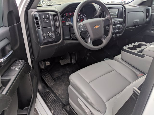 2019 Silverado 5500 Regular Cab DRW 4x2, Action Fabrication Landscape Dump #KH376716 - photo 14