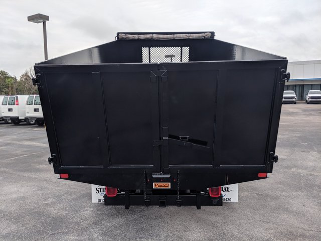 2019 Silverado 5500 Regular Cab DRW 4x2, Action Fabrication Landscape Dump #KH376716 - photo 5
