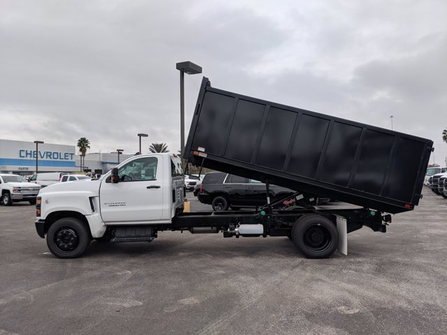 2019 Silverado 5500 Regular Cab DRW 4x2, Action Fabrication Landscape Dump #KH376716 - photo 7