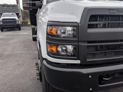 2019 Chevrolet Silverado 5500 Regular Cab DRW 4x2, Action Fabrication Landscape Dump #KH376716 - photo 10