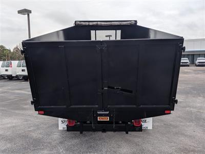 2019 Chevrolet Silverado 5500 Regular Cab DRW 4x2, Action Fabrication Landscape Dump #KH376716 - photo 5