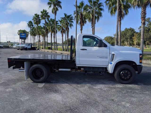 2019 Chevrolet Silverado 4500 Regular Cab DRW 4x2, Knapheide PGNB Gooseneck Platform Body #KH406333 - photo 4