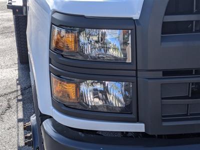 2019 Chevrolet Silverado 4500 Regular Cab DRW 4x2, Knapheide PGNB Gooseneck Platform Body #KH406333 - photo 10