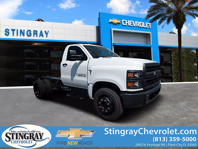 2019 Chevrolet Silverado 4500 Regular Cab DRW 4x2, Cab Chassis #KH441900 - photo 1
