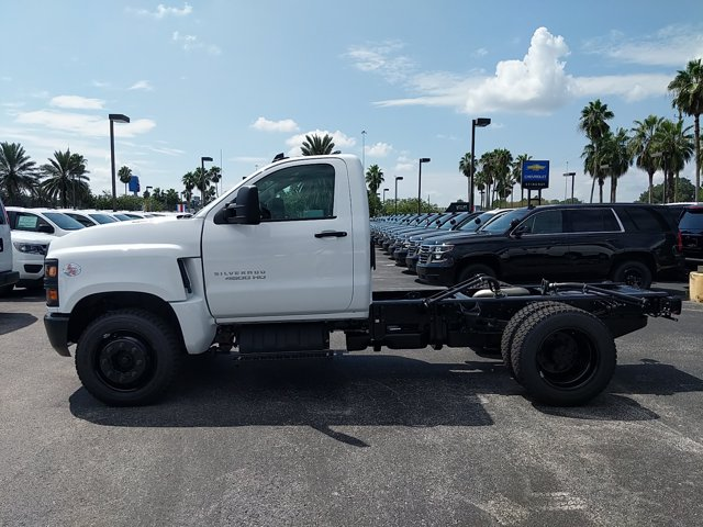 2019 Silverado Medium Duty Regular Cab DRW 4x2,  Cab Chassis #KH441900 - photo 7