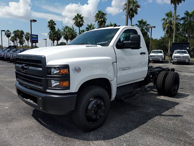 2019 Silverado 4500 Regular Cab DRW 4x2, Cab Chassis #KH441900 - photo 1