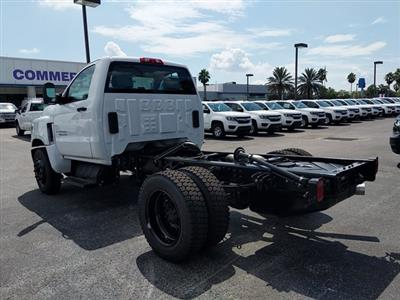 2019 Chevrolet Silverado 4500 Regular Cab DRW 4x2, Cab Chassis #KH441900 - photo 2