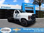 2019 Silverado Medium Duty Regular Cab DRW 4x2,  Cab Chassis #KH441900 - photo 3