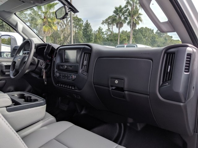 2019 Chevrolet Silverado 4500 Regular Cab DRW RWD, Cab Chassis #KH608769 - photo 12