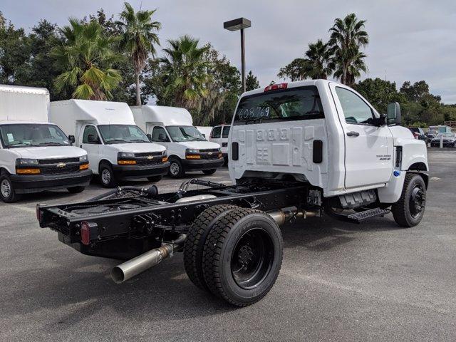 2019 Chevrolet Silverado 4500 Regular Cab DRW 4x2, Cab Chassis #KH608769 - photo 1
