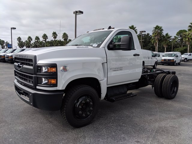 2019 Chevrolet Silverado 4500 Regular Cab DRW RWD, Cab Chassis #KH608769 - photo 7