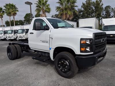 2019 Chevrolet Silverado 4500 Regular Cab DRW RWD, Cab Chassis #KH608769 - photo 3