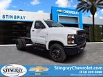 2019 Chevrolet Silverado 4500 Regular Cab DRW RWD, Cab Chassis #KH608769 - photo 1