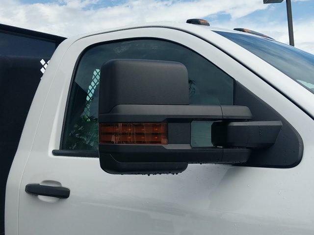 2019 Silverado 4500 Regular Cab DRW 4x2,  Action Fabrication Platform Body #KH608793 - photo 10