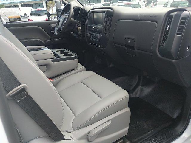 2019 Silverado 4500 Regular Cab DRW 4x2,  Action Fabrication Platform Body #KH608793 - photo 11
