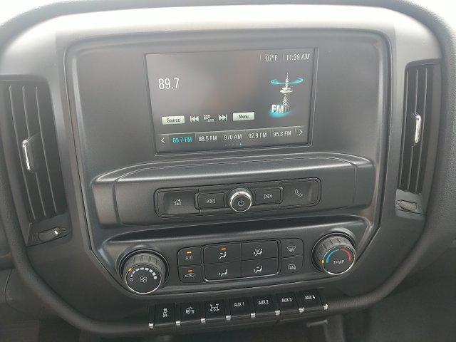 2019 Silverado 4500 Regular Cab DRW 4x2,  Action Fabrication Platform Body #KH608793 - photo 14