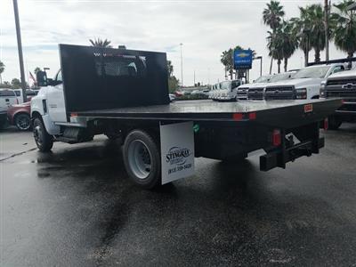 2019 Silverado 4500 Regular Cab DRW 4x2,  Action Fabrication Platform Body #KH608793 - photo 6