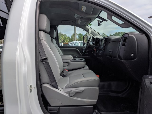 2019 Silverado 5500 Regular Cab DRW 4x4, Action Fabrication Landscape Dump #KH608807 - photo 11