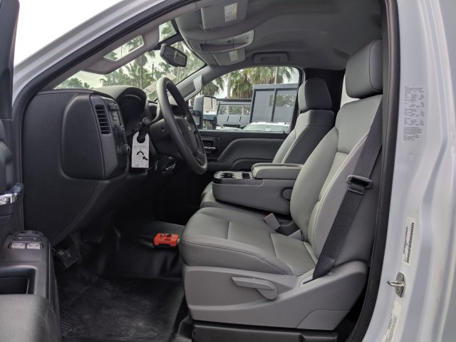 2019 Silverado 5500 Regular Cab DRW 4x4, Action Fabrication Landscape Dump #KH608807 - photo 13