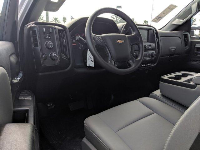 2019 Silverado 5500 Regular Cab DRW 4x4, Action Fabrication Landscape Dump #KH608807 - photo 14