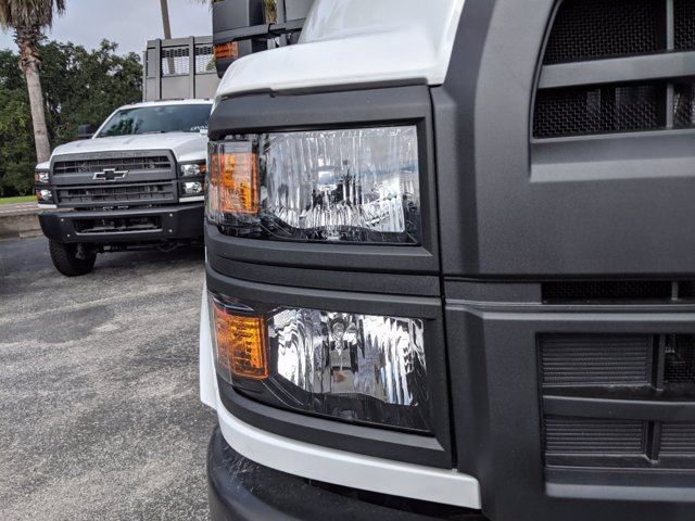 2019 Silverado 5500 Regular Cab DRW 4x4, Action Fabrication Landscape Dump #KH608807 - photo 8