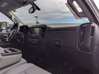 2019 Silverado 5500 Regular Cab DRW 4x4, Action Fabrication Landscape Dump #KH608807 - photo 12