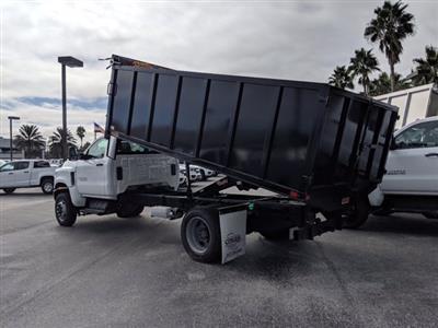 2019 Silverado 5500 Regular Cab DRW 4x4, Action Fabrication Landscape Dump #KH608807 - photo 5