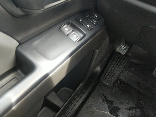 2019 Silverado 5500 Regular Cab DRW 4x4,  Action Fabrication Platform Body #KH608809 - photo 19