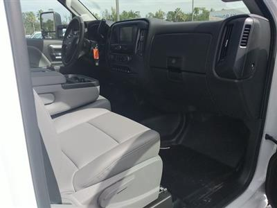 2019 Silverado 5500 Regular Cab DRW 4x4, Action Fabrication Platform Body #KH608809 - photo 13