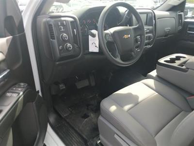 2019 Silverado 5500 Regular Cab DRW 4x4, Action Fabrication Platform Body #KH608809 - photo 14