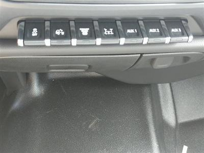 2019 Silverado 5500 Regular Cab DRW 4x4, Action Fabrication Platform Body #KH608809 - photo 17