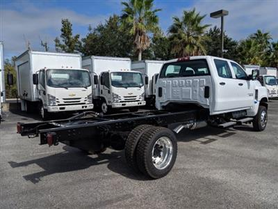 2019 Silverado 4500 Crew Cab DRW 4x4, Cab Chassis #KH608846 - photo 2