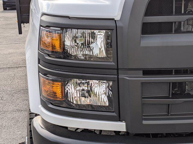 2019 Chevrolet Silverado 4500 Regular Cab DRW 4x4, Action Fabrication Platform Body #KH678602 - photo 10