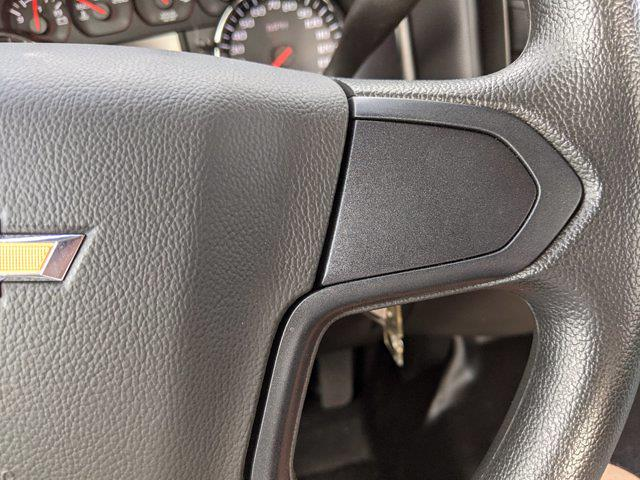 2019 Chevrolet Silverado 4500 Regular Cab DRW 4x4, Action Fabrication Platform Body #KH678602 - photo 20