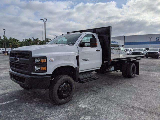 2019 Chevrolet Silverado 4500 Regular Cab DRW 4x4, Cab Chassis #KH678602 - photo 8