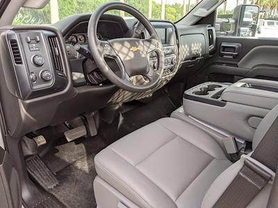 2019 Chevrolet Silverado 4500 Regular Cab DRW 4x4, Cab Chassis #KH678602 - photo 14