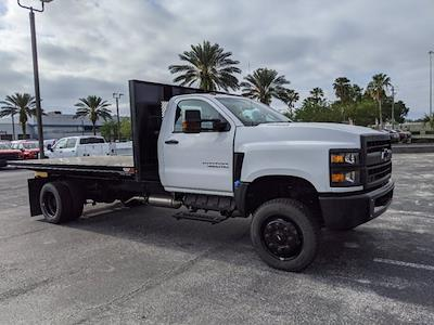 2019 Chevrolet Silverado 4500 Regular Cab DRW 4x4, Cab Chassis #KH678602 - photo 3