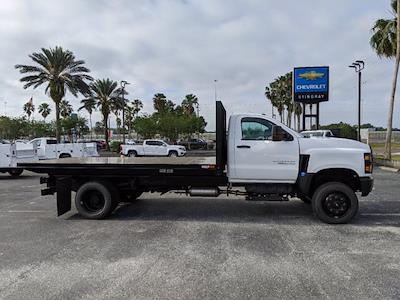 2019 Chevrolet Silverado 4500 Regular Cab DRW 4x4, Action Fabrication Platform Body #KH678602 - photo 4